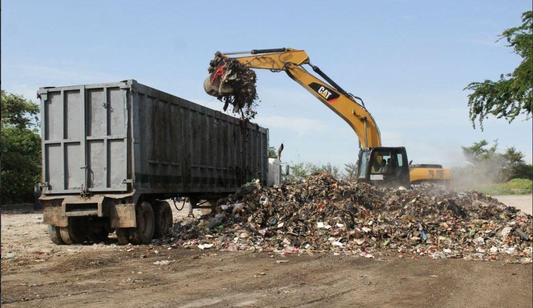 cierran basurero de xochitepec y retiran basura