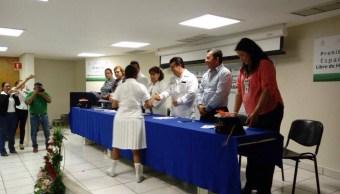 Graduados, Hospitales, Chiapas, Educacion, Salud