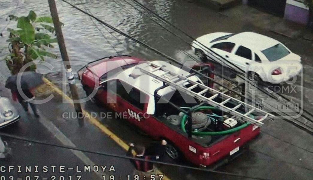 Lluvias, Valle de México, Inundaciones En La Cdmx, Norte De La Ciudad, Gustavo A Madero, Noticias
