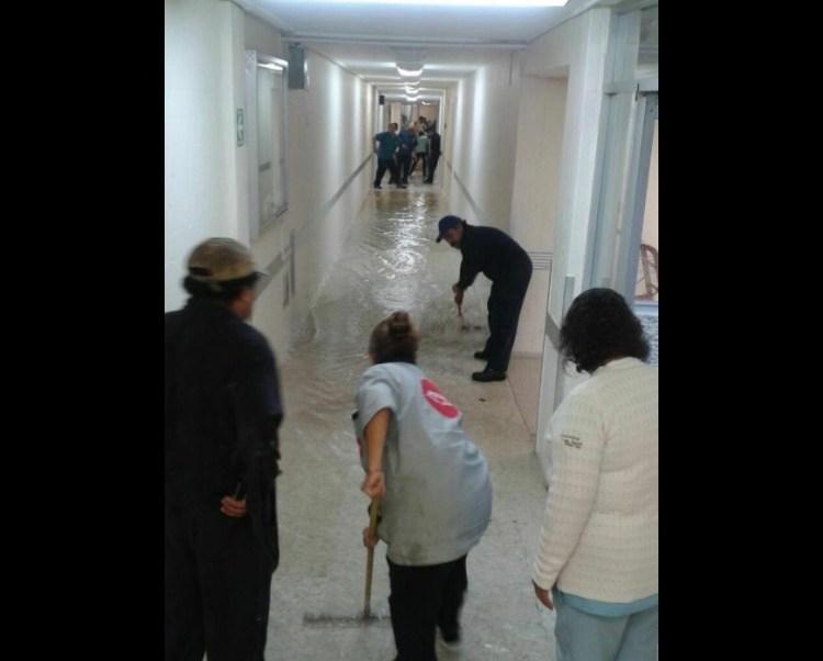 Cdmx, Xoco, Inundaciones, Encharcamientos, Secretaria de Salud, Delegaciones
