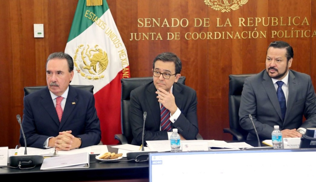 Integral negociación del TLCAN Ildefonso Guajardo