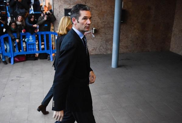 Iñaki Urdangarin, cuñado del rey de España (Getty Images)