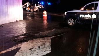Inundacion, Queretaro, Clima, Carretera, Lluvia