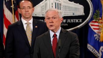 Trump, Rusia, injerencia, Jeff Sessions, elecciones, fiscal