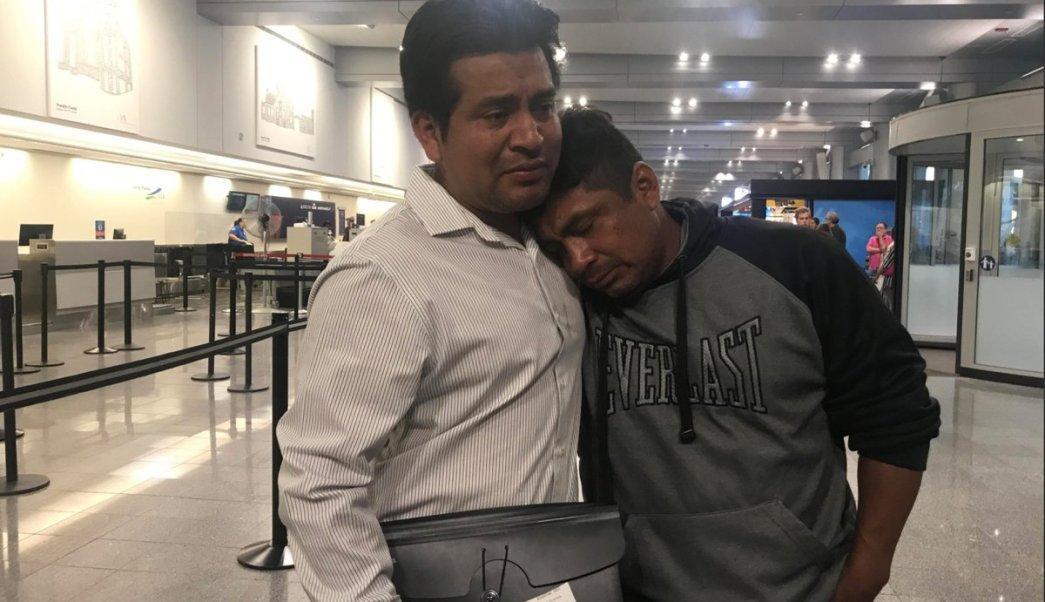 Deportación, inmigrante, México, Trump, Estados Unidos, familia,