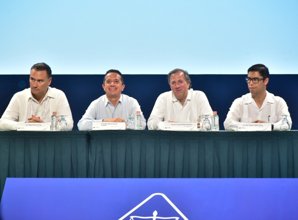 Jose Antonio Meade, Shcp, Aduanas, Economia, Socios Comerciales