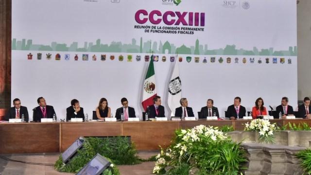 Secretario De Hacienda, Jose Antonio Meade, Shcp, Finanzas, Paquete Economico