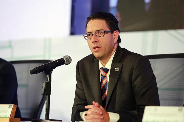 Juan Carlos Zepeda, comisionado presidente de la CNH