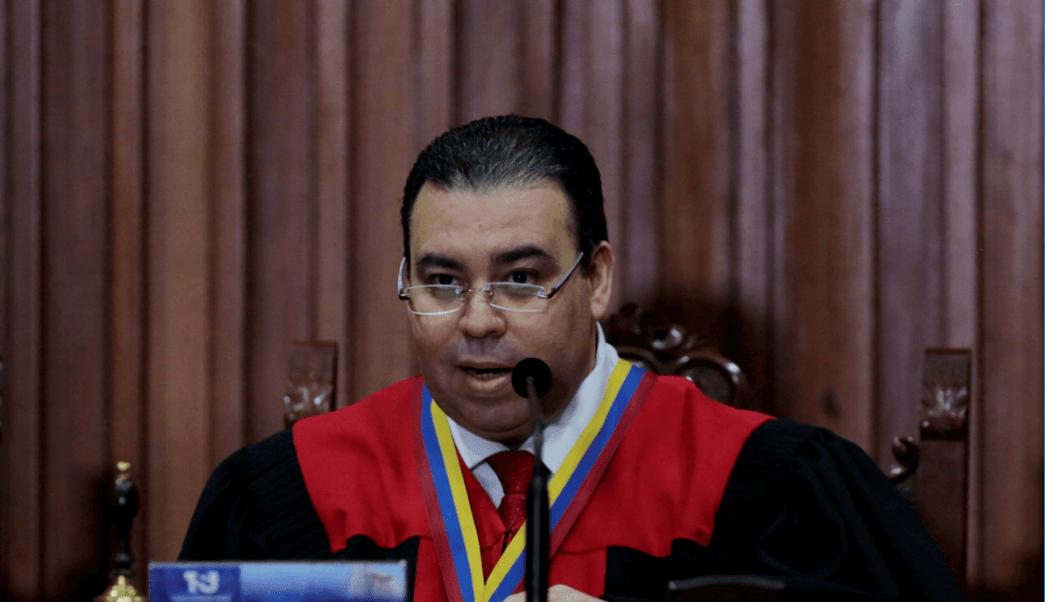 Juan José Mendoza, presidente de la Sala Constitucional