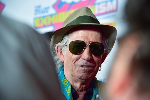 Keith Richards anuncia que los Rolling Stones estrenan canciones