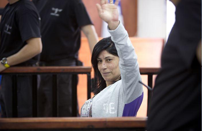 Israel, Detiene, Legisladora, Terrorismo, Khalida Jarrar, Actividades Terroristas, Seguridad
