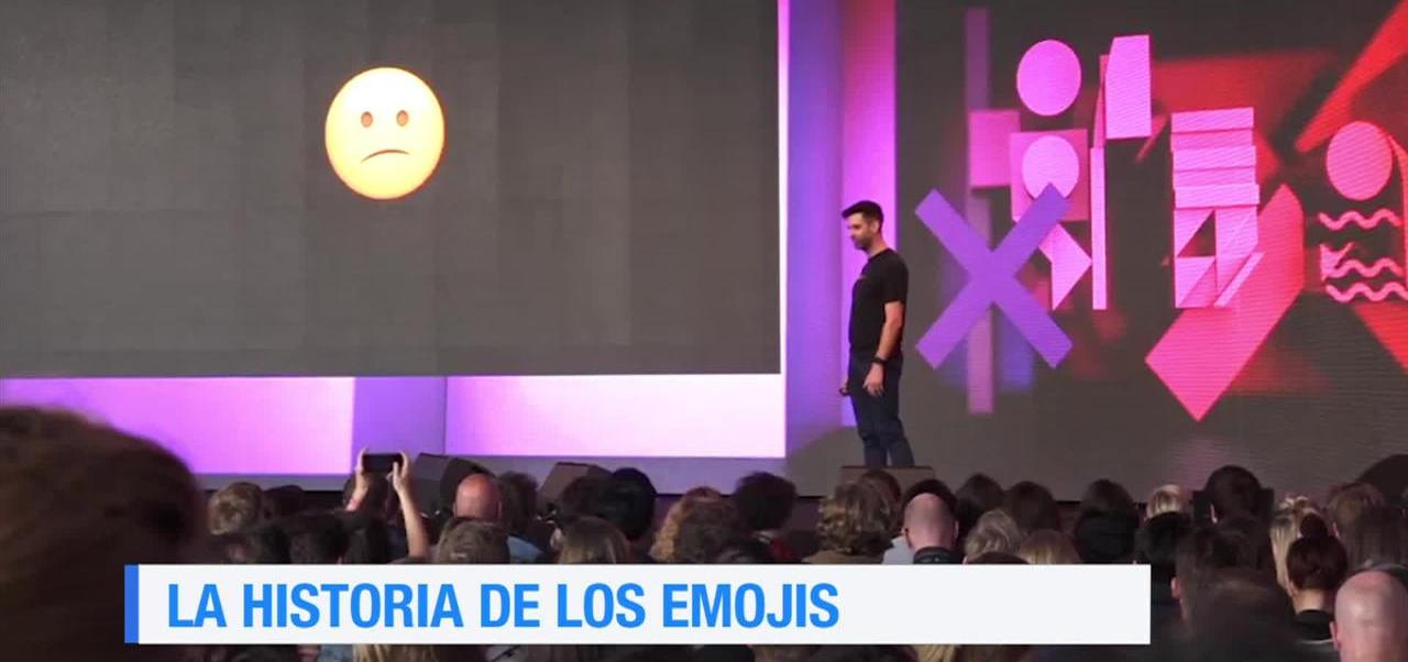 historia, emojis, evolución