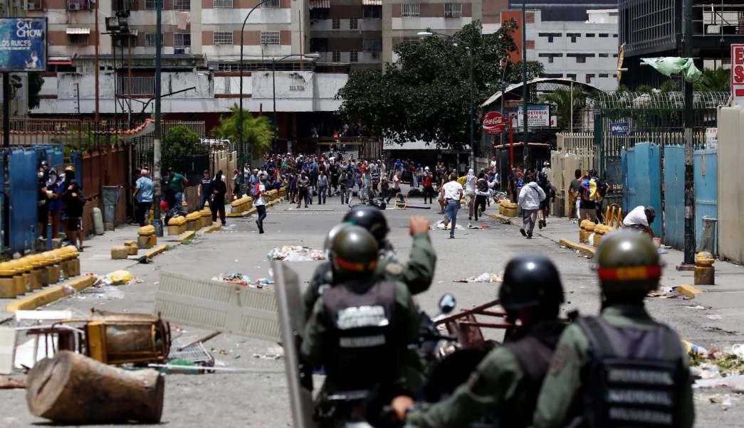 Crisis, Venezuela, Maduro, protestas, oposición, muertos,