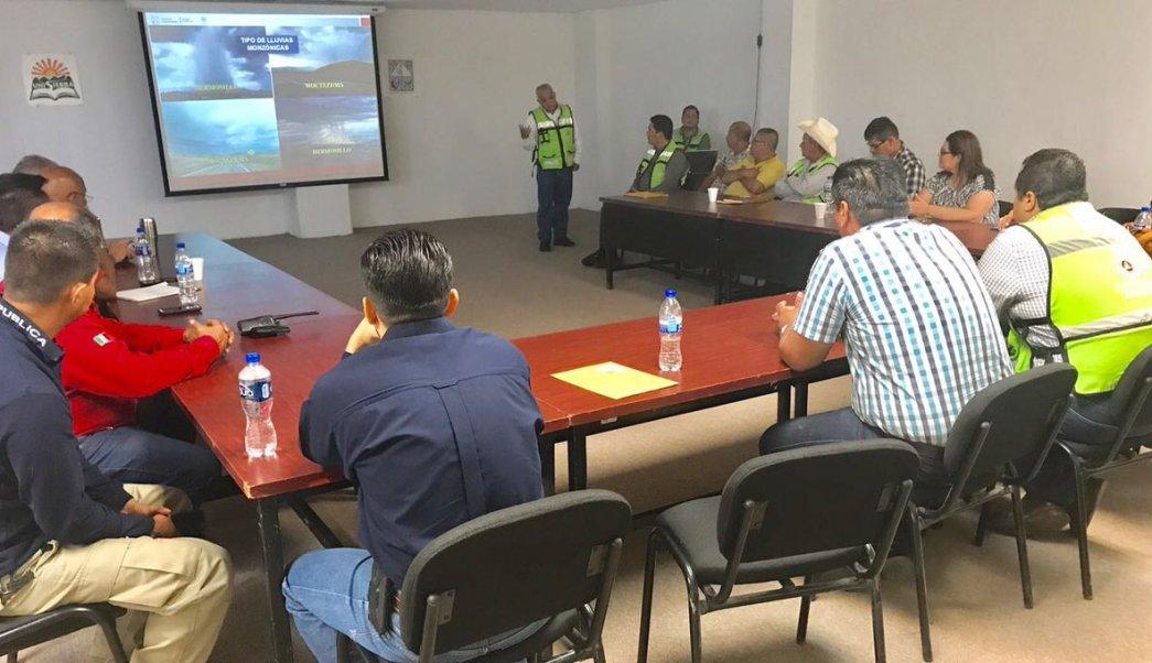 La Unidad Estatal de Protección Civil de Sonora encabeza reunión