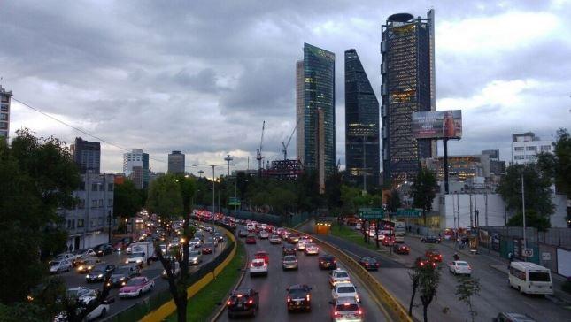 Lluvias CDMX Ciudad Clima Noticias Noticieros