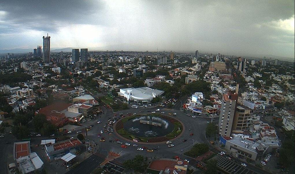 Tormenta En Guadalajara Jalisco Provoca Inundaciones Y Caos Vial