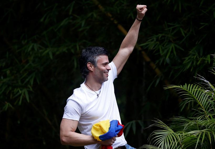 El líder de la oposición venezolana, Leopoldo López (Reuters)