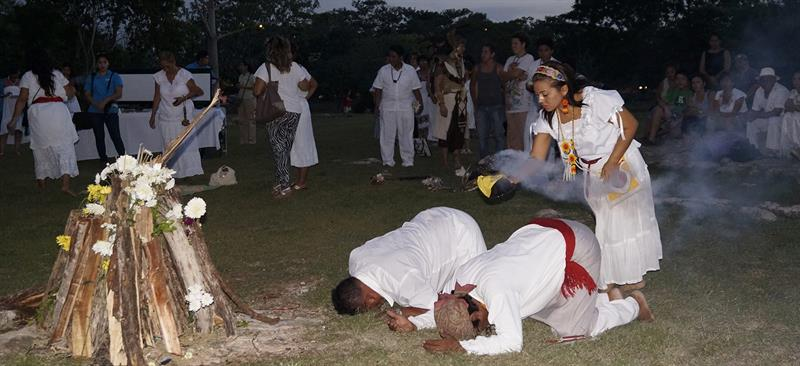 Los mayas reciben el año 'Semilla'