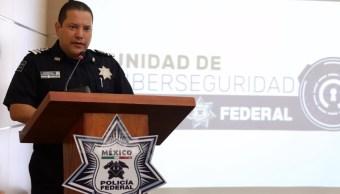 Manelich Castilla, comisionado de la PF. (CNS)