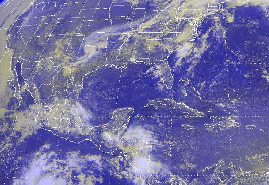 Continuarán las lluvias en 6 estados del país: Conagua