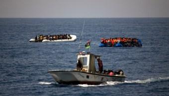 Más de 100 mil inmigrantes han atravesado el Mediterráneo