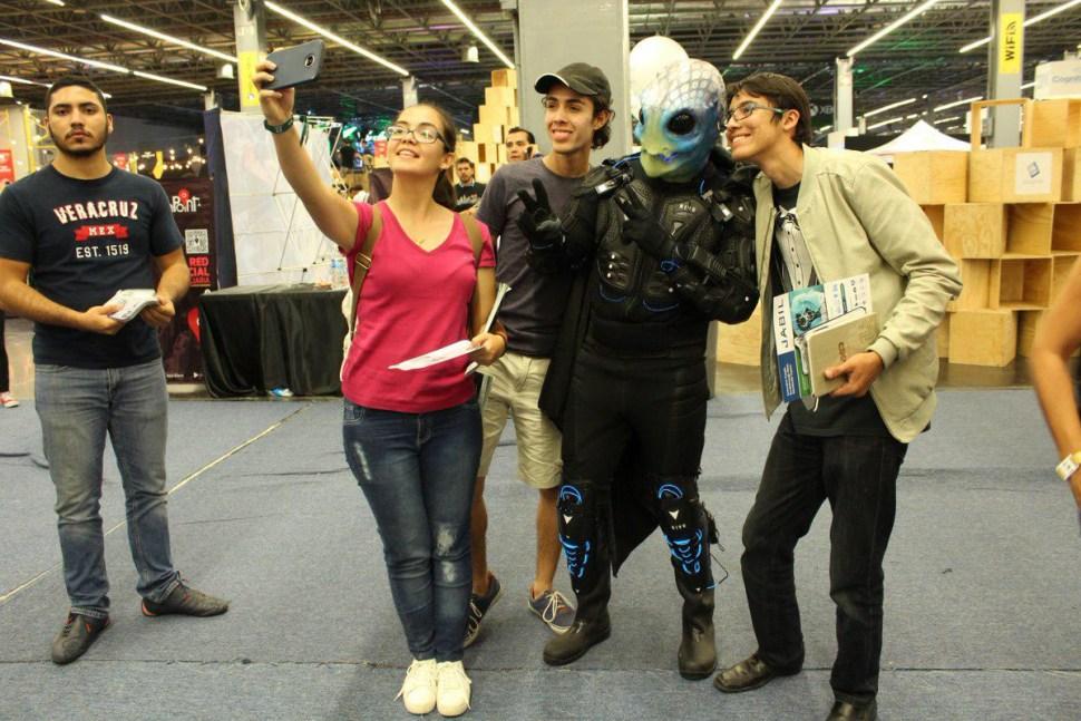 Más de 25 mil estudiantes disfrutan de Jalisco Campus Party 2017