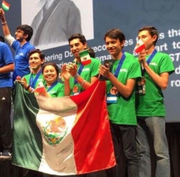 Estudiantes, Mexicanos, Ganan, Concurso, Robotica, Washington, Estados Unidos, Panamericana, Itesm