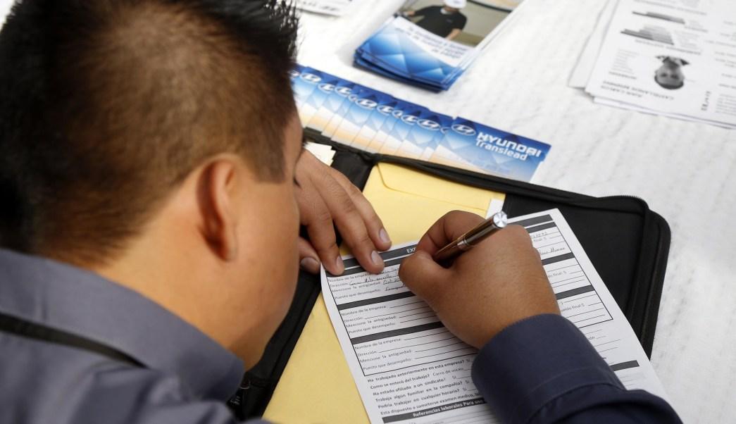El empleo en México aumentó por encima del promedio de la OCDE