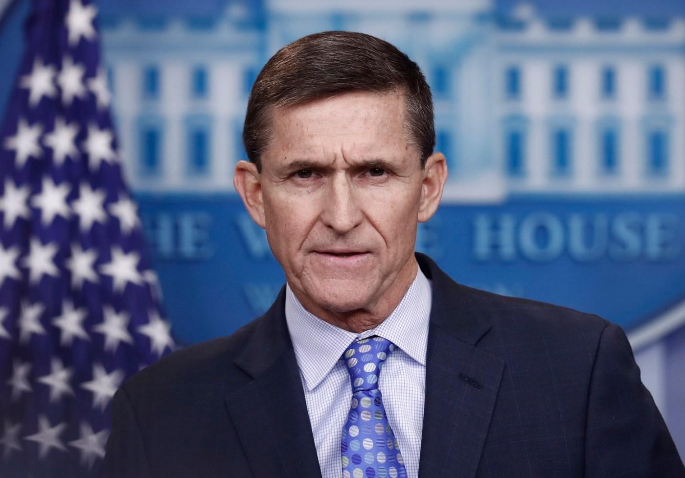 Michael Flynn ex asesor de Seguridad Nacional
