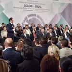 Miguel Angel Osorio Chong, Secretario De Gobernacion, Segob, Convenio, Croc
