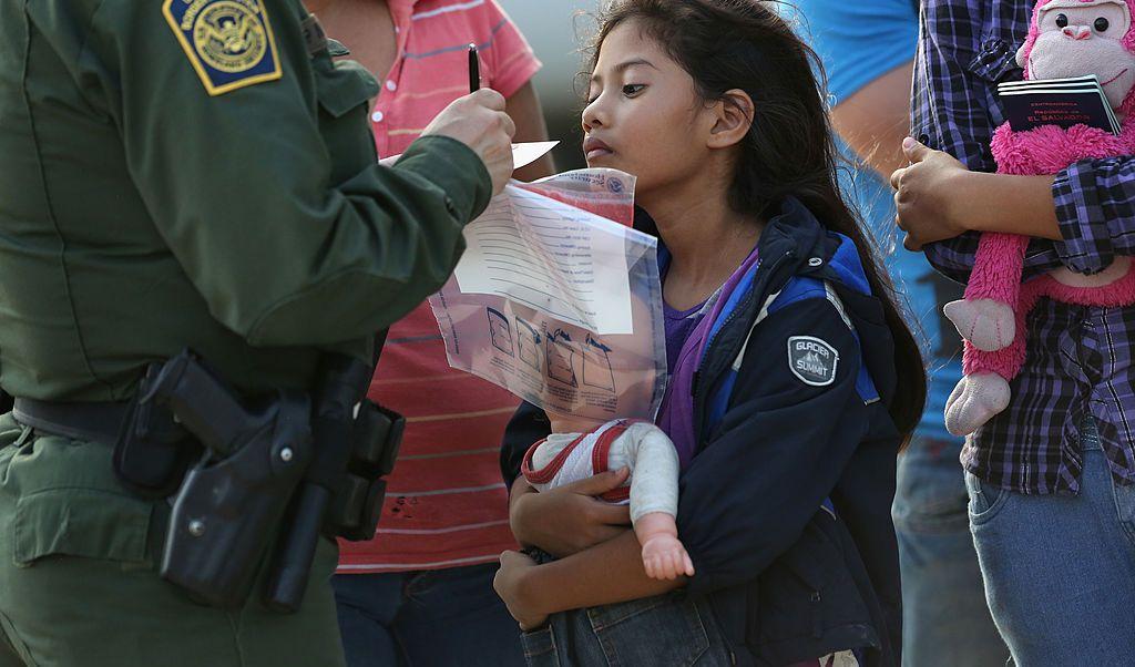 Corte, Estados Unidos, inmigrantes, niños, audiencia, Justicia,