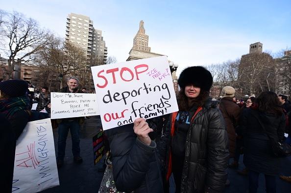 Estados Unidos, juez, bloqueo, deportaciones, iraquíes, inmigrantes,