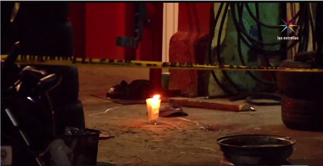 Tres personas son baleadas en la delegacion azcapotzalco