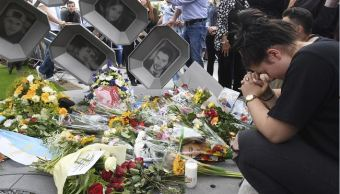 munich, tiroteo, joven, flores, alemania, centro comercial