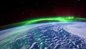 Aurora boreal, Estación Espacial Internacional, Nasa, Espacio