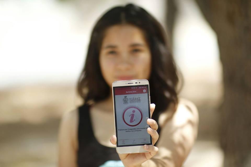Crean app que alerta de riesgos para mujeres en Ciudad Juárez