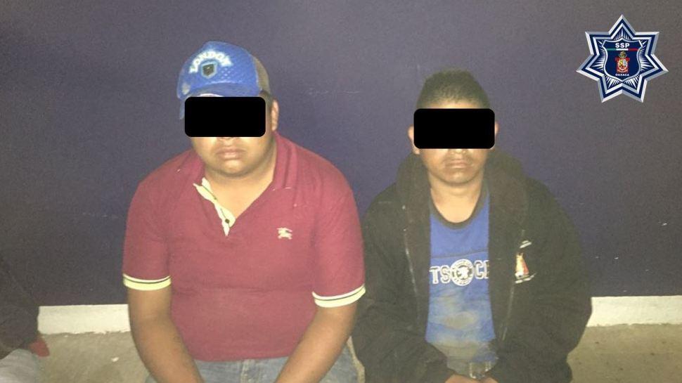 Desarticulan banda dedicada al robo de combustible en Huajuapan, Oaxaca