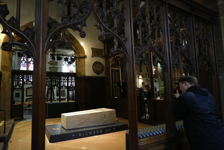 Obra de Shakespeare se realizará junto a tumba de Ricardo III