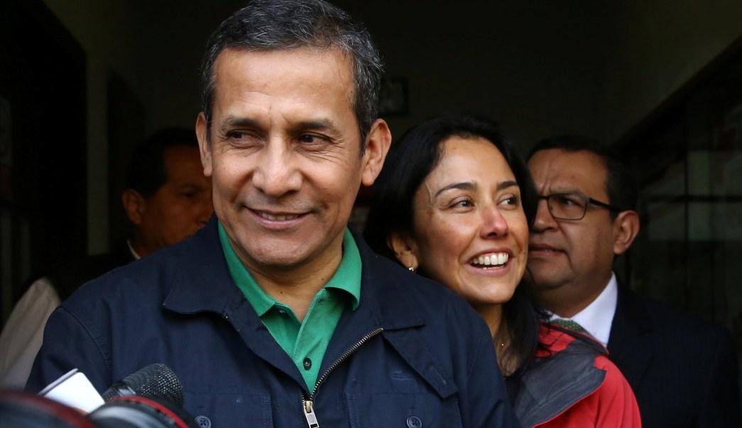 Justicia, Perú, Ollanta Humala, prisión, Nadine Heredia, corrupción,