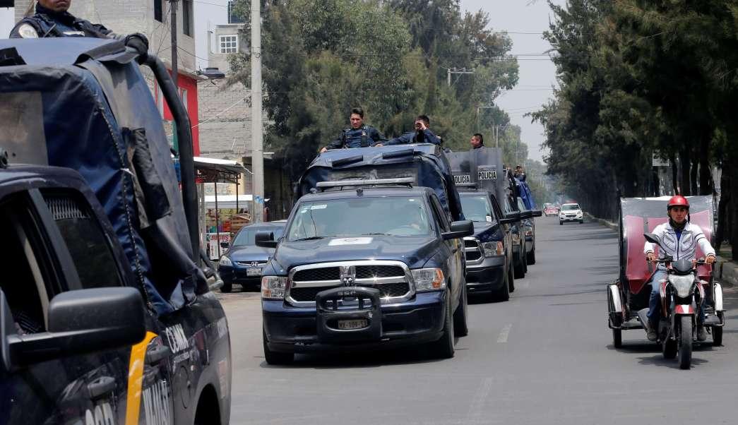 El Gobierno CDMX realiza operativos para prevenir la violencia