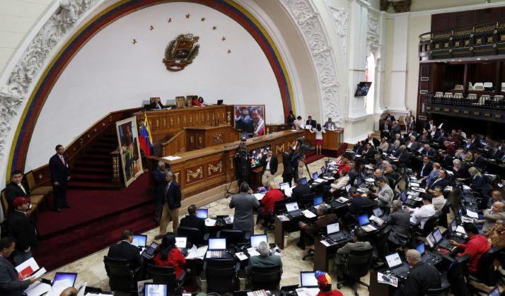 El Parlamento venezolano desconoce a la Asamblea Constituyente. (EFE, archivo)