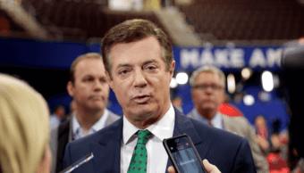 Paul Manafort, exjefe de campana de Donald Trump