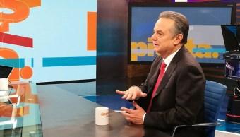 Pedro Joaquín Coldwell, secretario de Energía, en Despierta con Loret