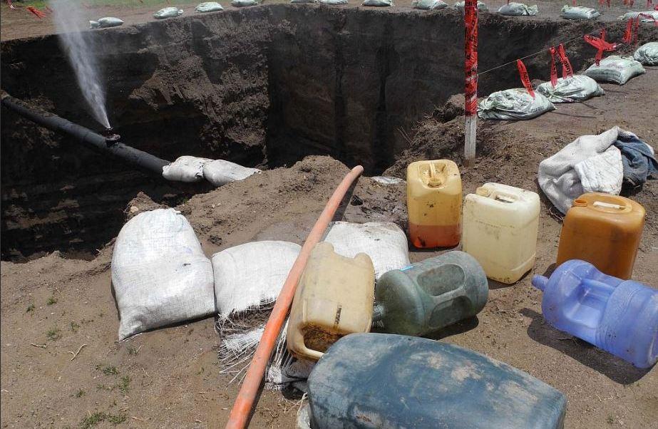 Autoridades de Pemex deciden cerrar ducto en Puebla