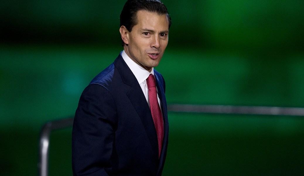 El presidente de México, Enrique Peña Nieto (Archivo/AP)