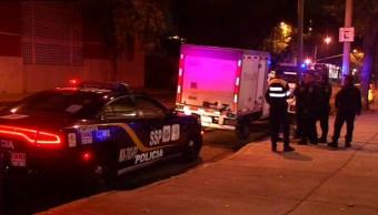 La SSP detiene a varios sujetos por robo de un vehiculo