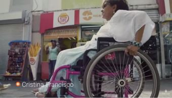 discapacitados, silla de ruedas, discapacidad, limitante físico, google maps
