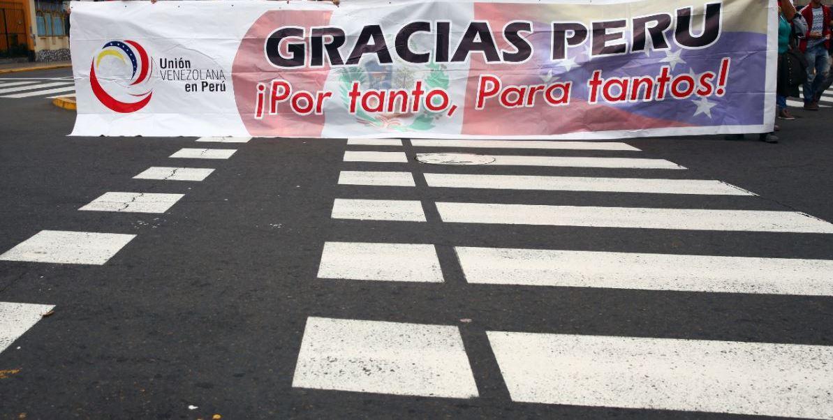 peru convoca cancilleres analizar crisis venezuela