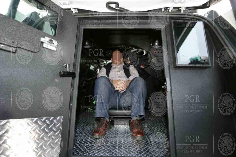 Javier Duarte, Traslado, Exgobernador, Pgr, Seguridad, Justicia