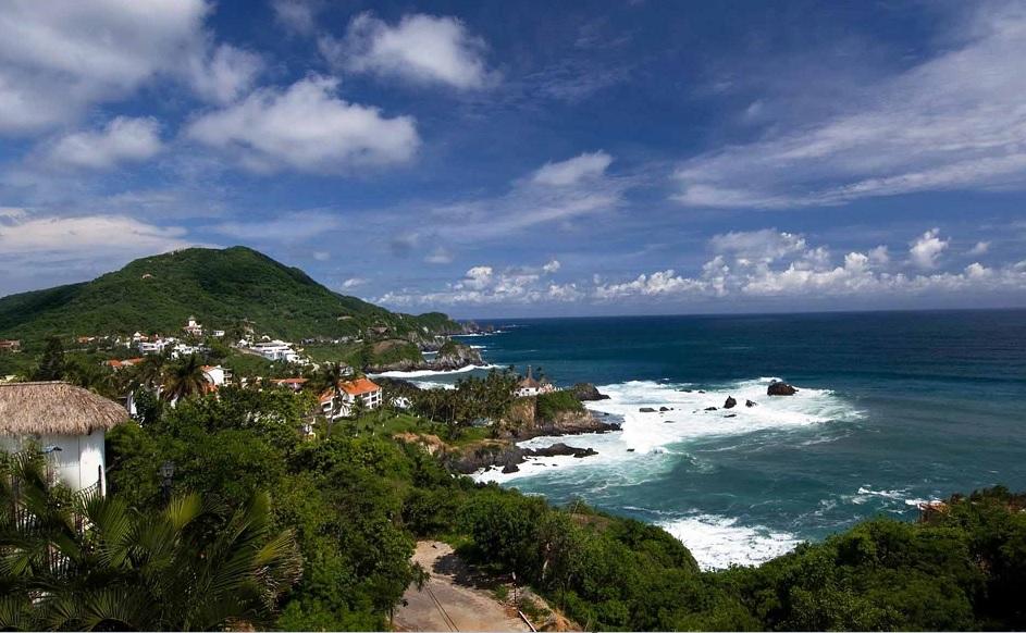 Playas de Colima. (Notimex Archivo)